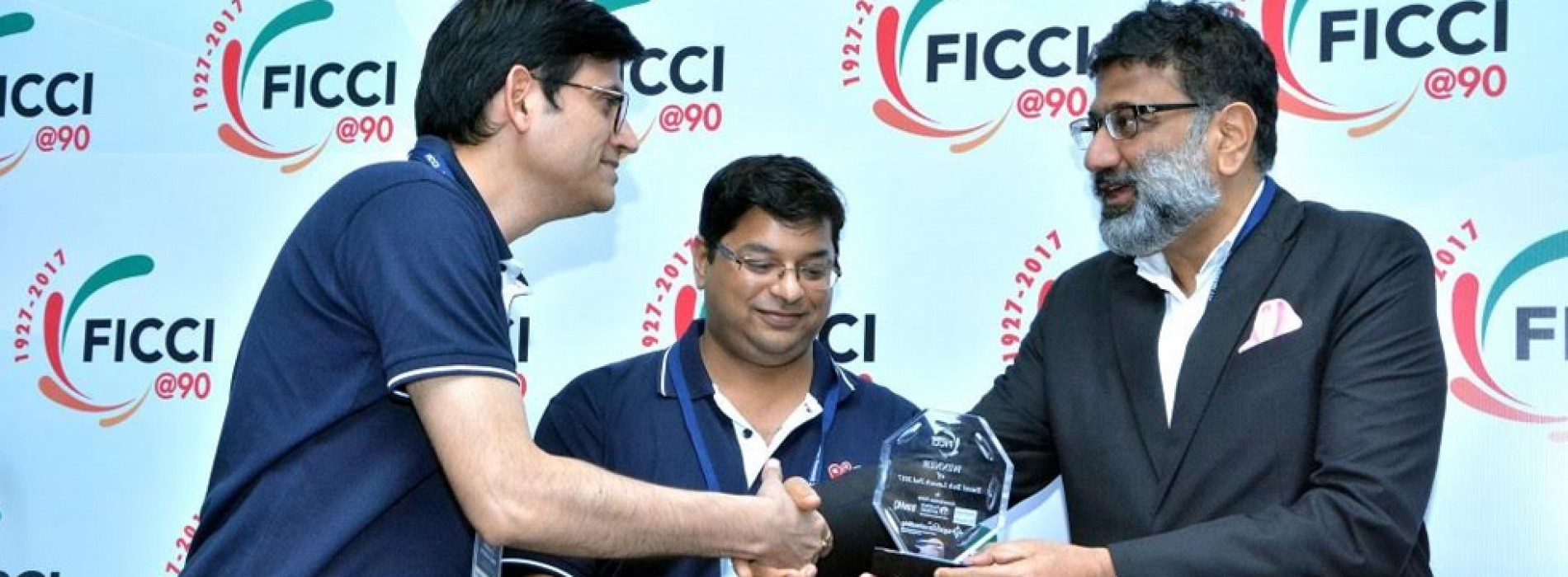 DistancesBetween.com wins People's Choice Award at FICCI Travel Tech Launchpad 2017