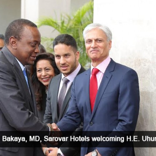 Sarovar Hotels opens Kenya's first airport luxury hotel