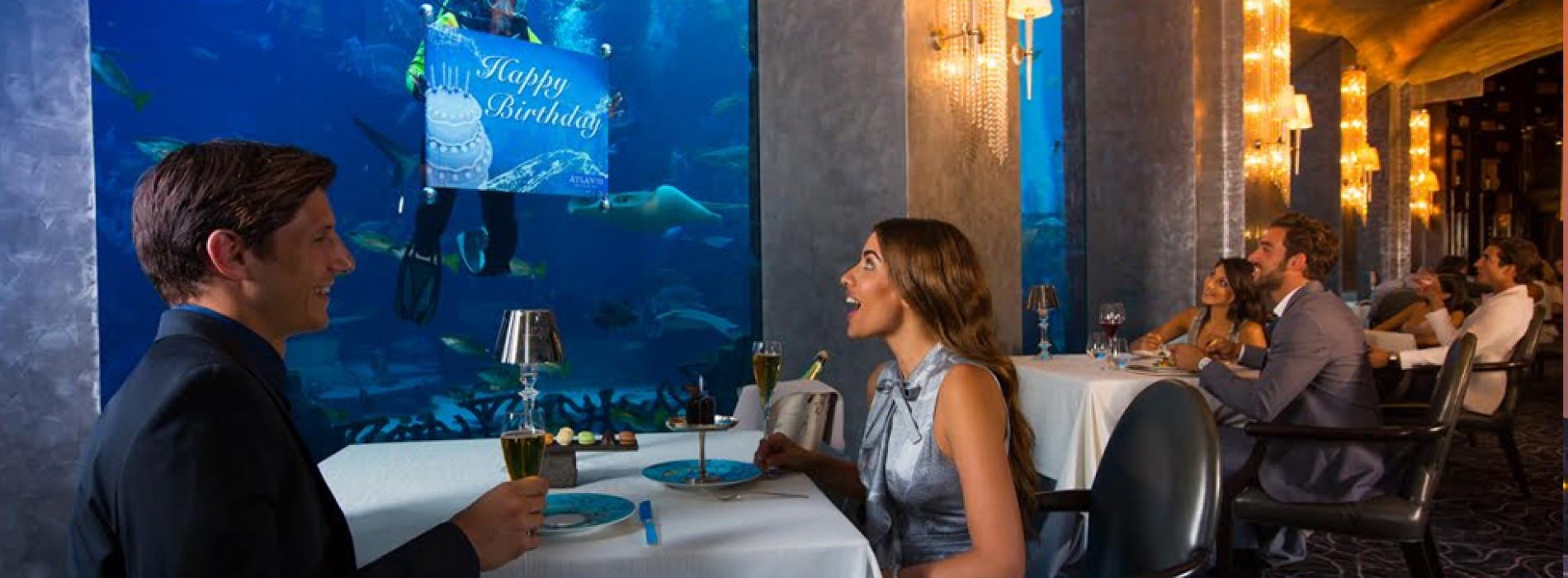Experience global culinary delights at Atlantis, The Palm with your staycation this summer