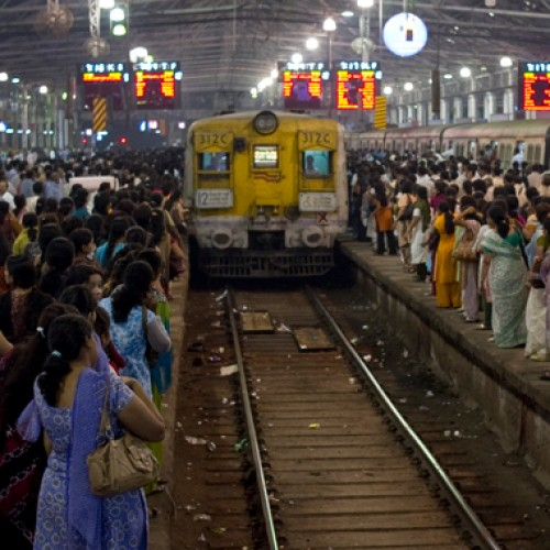 Suresh Prabhu launches projects to facilitate Mumbai's local train commuters