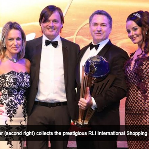 Shoppes at Parisian wins Major Accolade in  Prestigious Retail Industry Awards