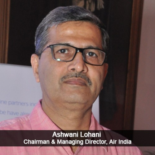 Most Outstanding Corporate Executive Ashwani Lohani, Chairman & Managing Director, Air India