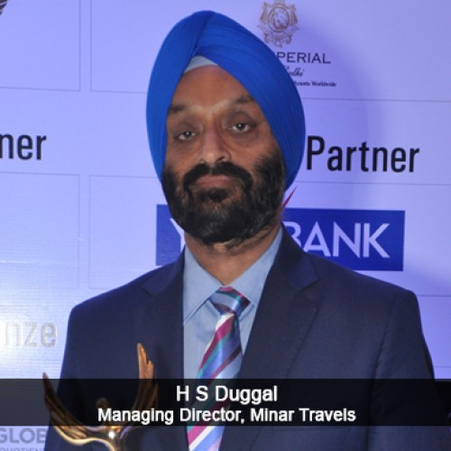 Most Outstanding Tour Operator Minar Travels