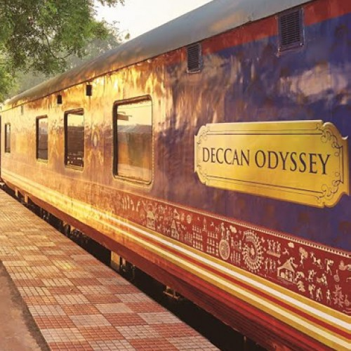 Deccan Odyssey unveils Plans for next Season