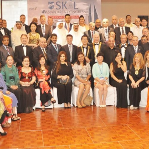 Skål International Asia's Annual Area Congress – BAHRAIN 2017
