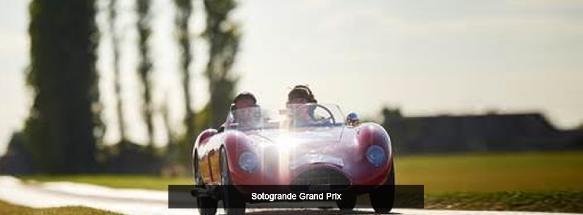 Welcoming the Automobile Elite to Andalusia – Sotogrande Grand Prix®