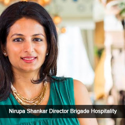 Nirupa Shankar, Director-Brigade Reap shared platform with the top global thought leaders at Confluence 2017