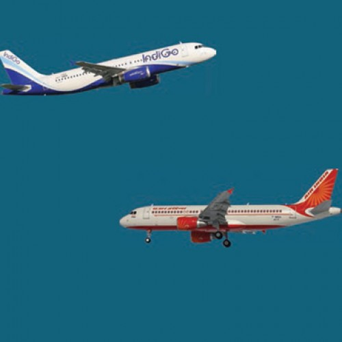 IndiGo's shows interest to buy Air India Boosts Government Sale Plan