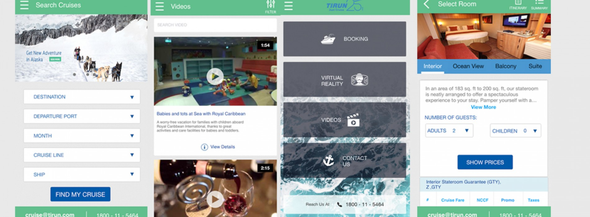 TIRUN launches mobile application for enabling faster & easier bookings for travel partners