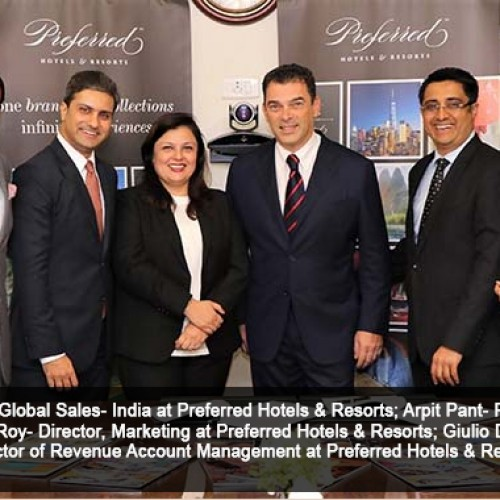 Preferred Hotels & Resorts signs Strategic Partnership with GHM for The Chedi Mumbai