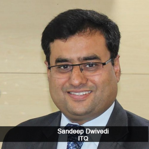 ITQ appoints Sandeep Dwivedi as its Chief Operating Officer