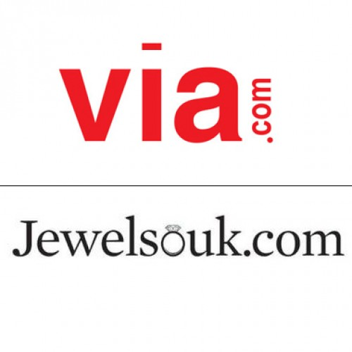 Via.com and Jewelsouk.com enter into unique partnership