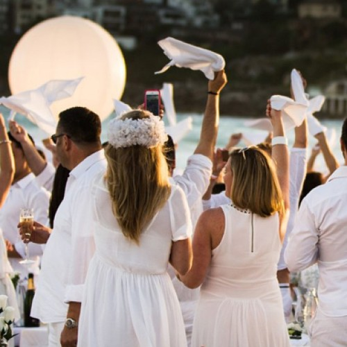 Midsummer White Party in Monaco