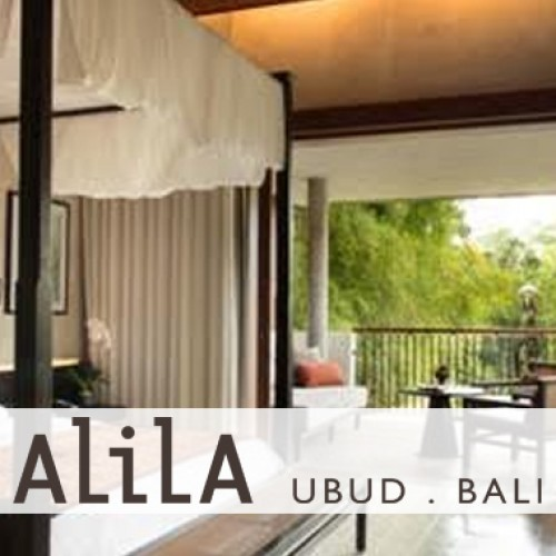 Luxury abode in The Rainforest, Alila Ubud