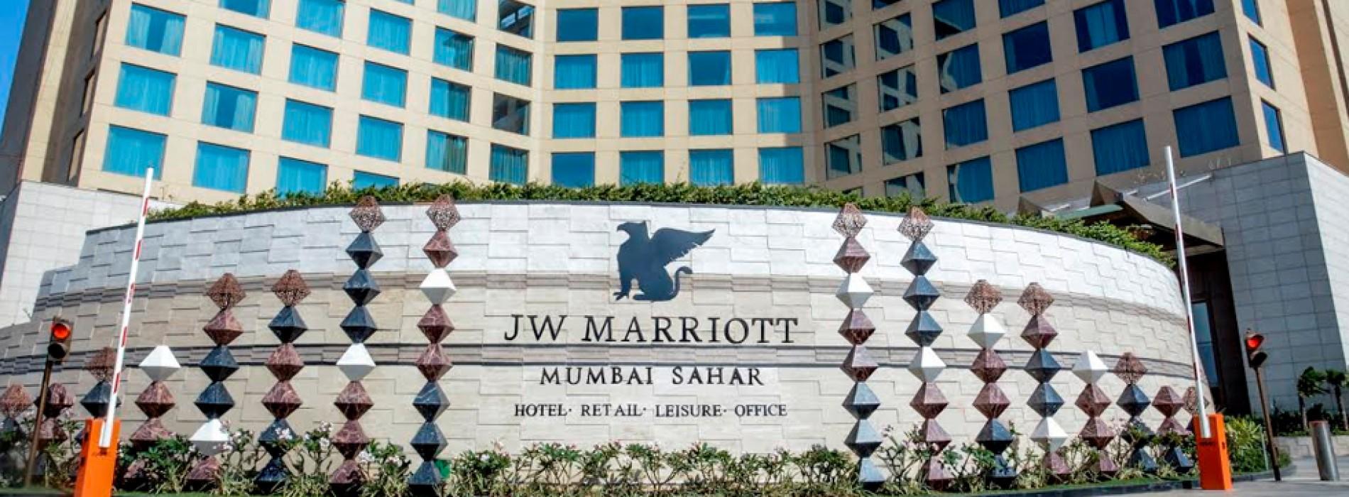JW Marriott Mumbai Sahar bags several esteemed awards