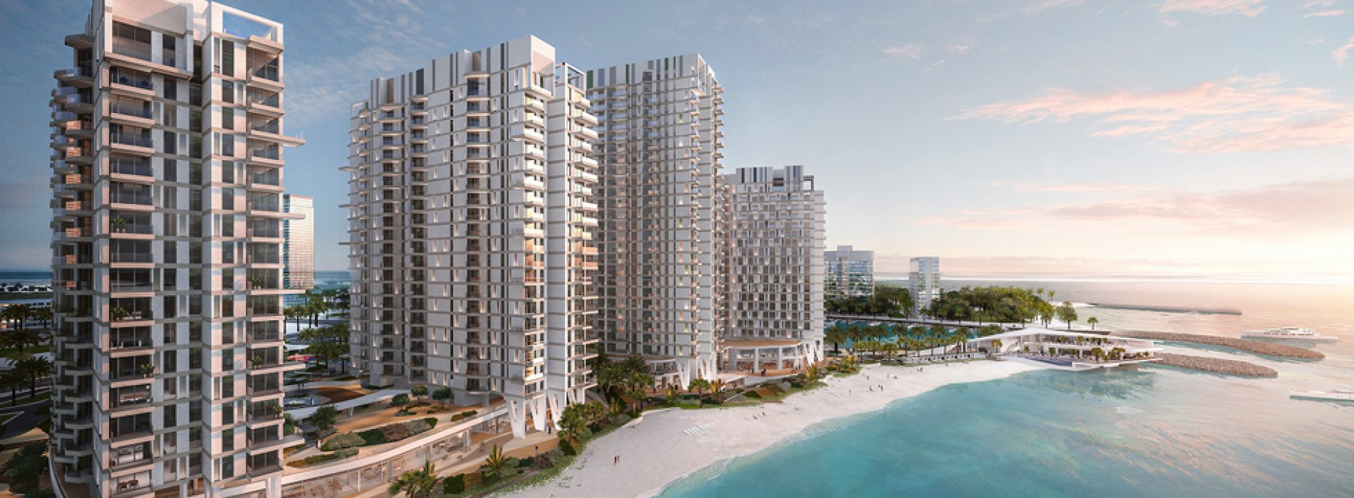 ALDAR APPOINTS EHG'S VIDA HOTELS AND RESORTS TO OPERATE ICONIC URBAN RESORT ON ABU DHABI'S REEM ISLAND