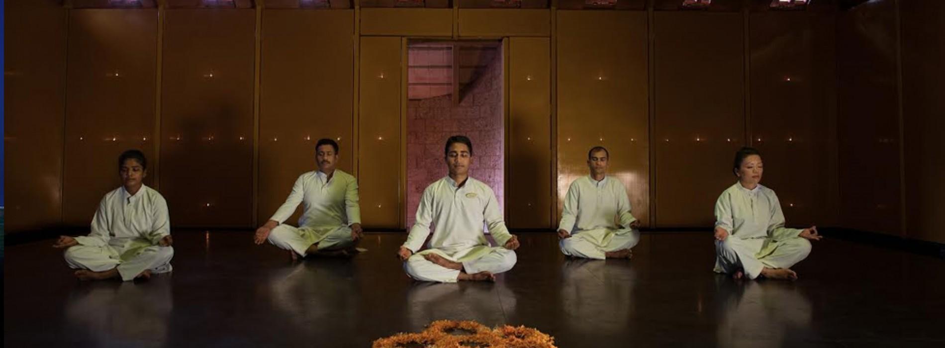 The Tamara Coorg opens doors to its spiritual haven: The 'Yoga Temple'