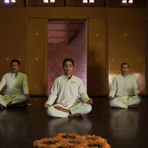 The Tamara Coorg opens doors to its spiritual haven: The 'Yoga Temple'