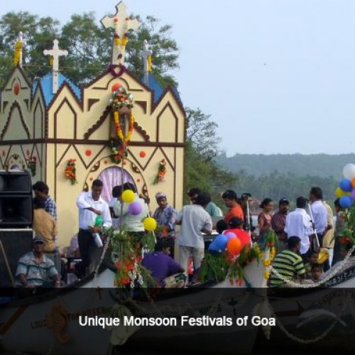 Unique Monsoon Festivals of Goa