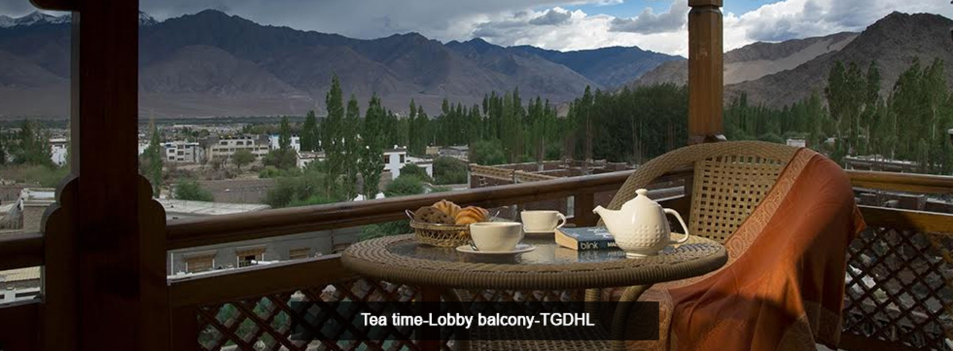 The Grand Dragon Hotel Ladakh – first international class hotel in remote and isolated outpost
