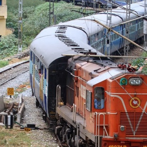 Exemption on service charge on train tickets till September