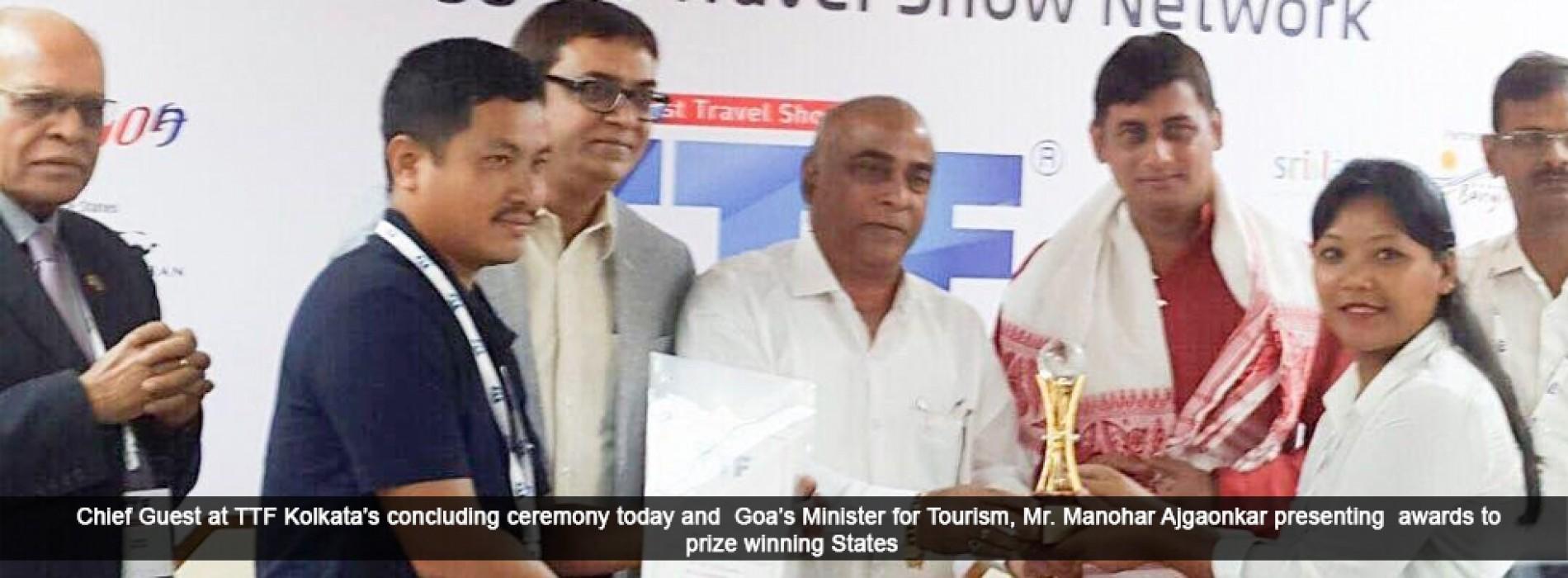 Goa Tourism participates in TTF Kolkata 2017