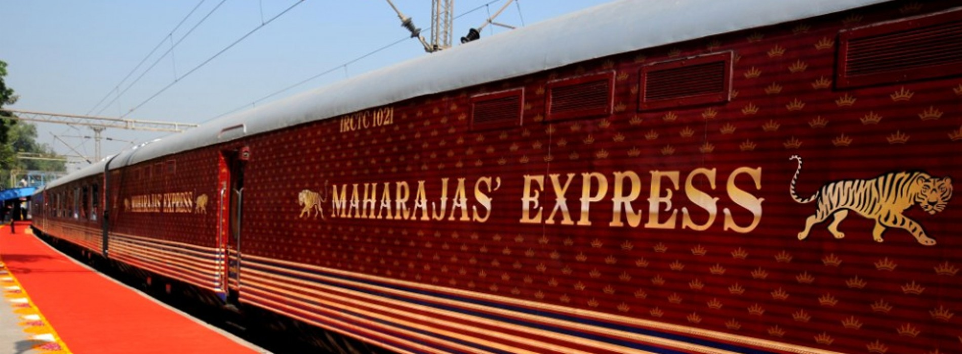 IRCTC cancels Maharajas Express train's southern sojourn