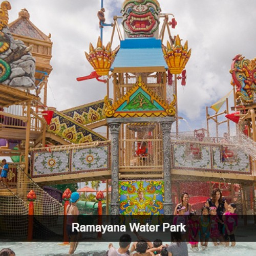 Three Theme based Thailand water parks named among top 10 in Asia