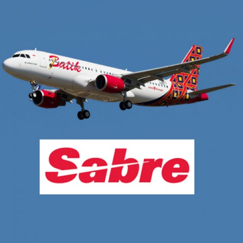 Batik Air to drive new growth with Sabre as its first-ever GDS partner
