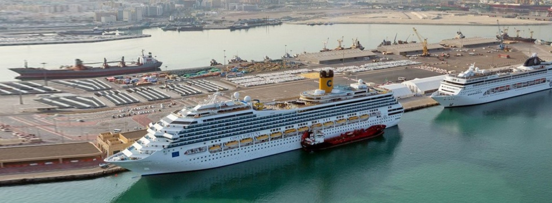 Dubai bets big on cruise tourism to attract 20 m visitors by 2020