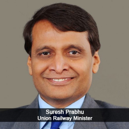 Suresh Prabhu inaugurated Science Express Exhibition Train