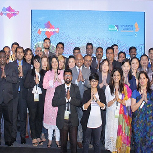 Growing Tourism into Singapore together with travel trade from six (6) cities in India