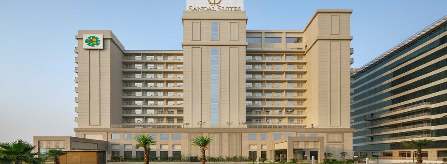 Sandal Suites, Noida's Ist Upscale Serviced Suites, now open