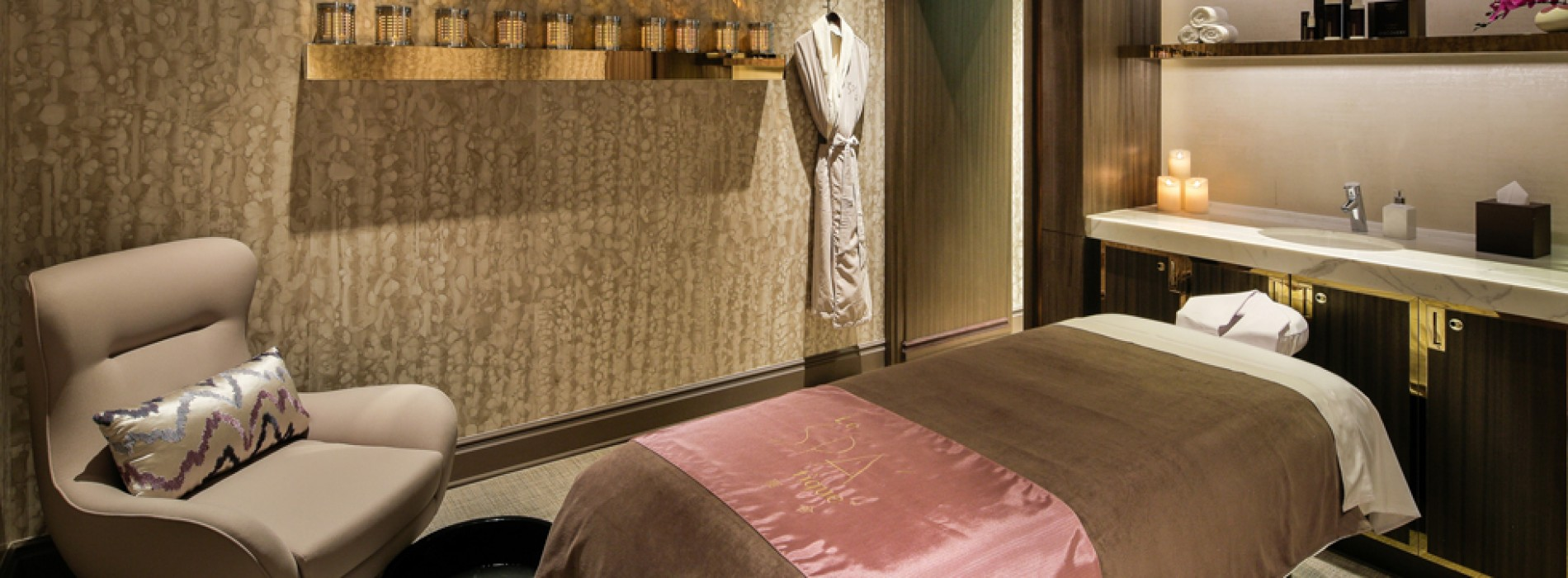 Le SPA'tique at The Parisian Macao Wins 'Luxury Emerging Spa – China' at 2017 World Luxury Spa Awards