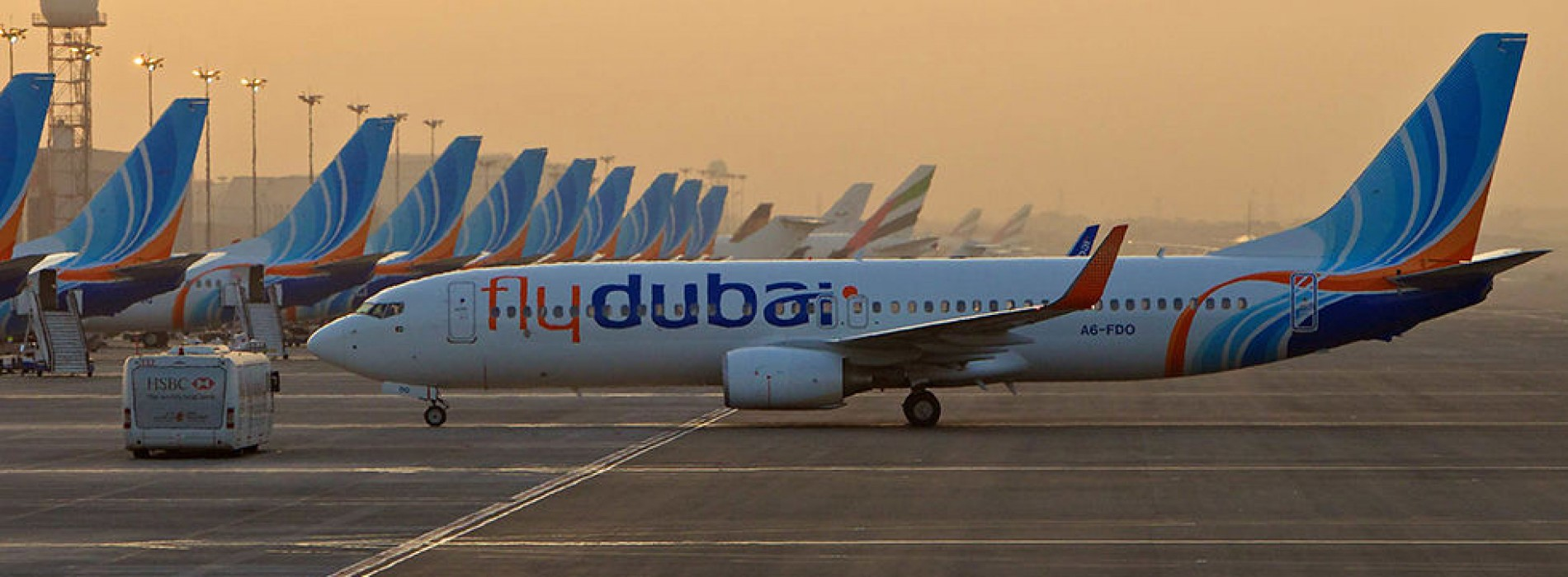 flydubai's network in Russia expands to ten destinations