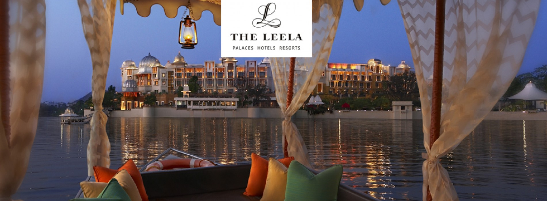 The Leela Palace Udaipur voted one of the best hotels in the world