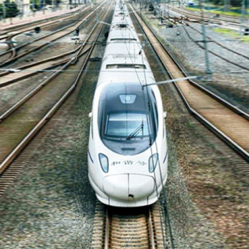 Bullet train plan gains speed