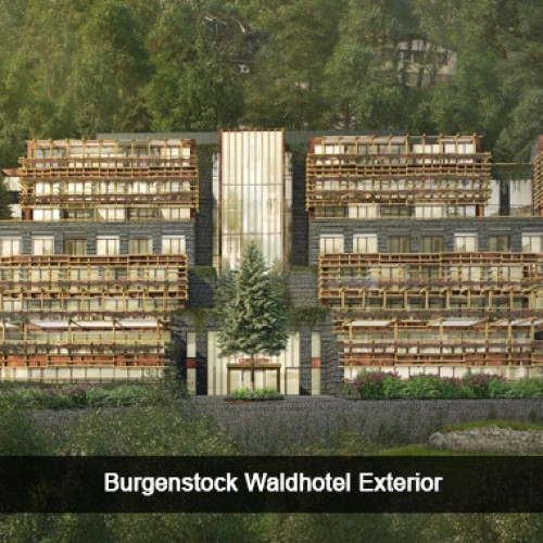 Luxury Bürgenstock resort to boost GCC visitors to Switzerland