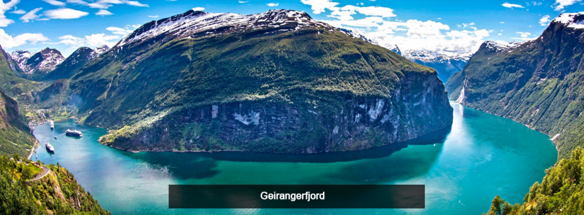 Explore Norway Land of the Midnight Sun