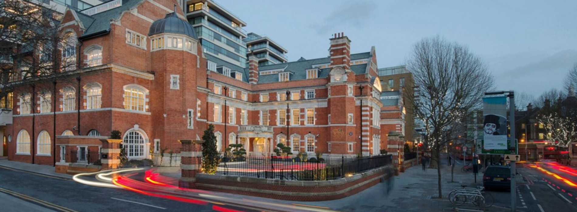 Small Luxury hotels of the World™ welcomes The LaLiT London