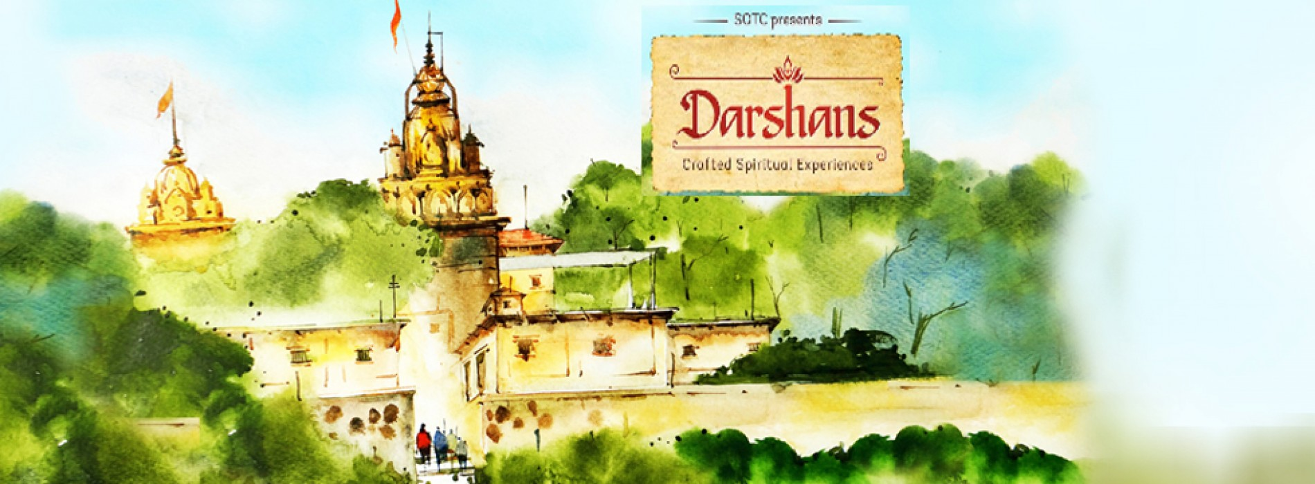 SOTC launches Darshans crafted spiritual experiences