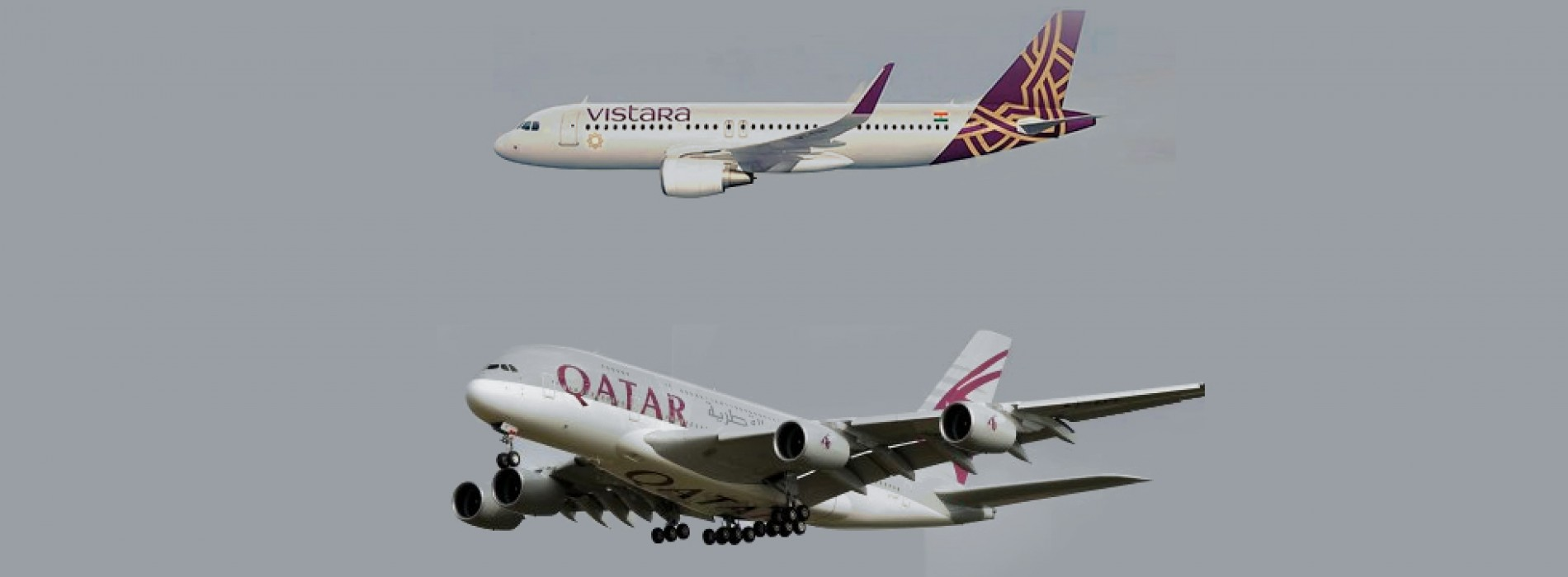 Qatar Airways and Vistara in interline partnership pact
