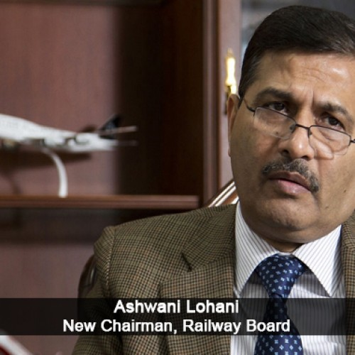 Air India Chief Ashwani Lohani to head Railway Board