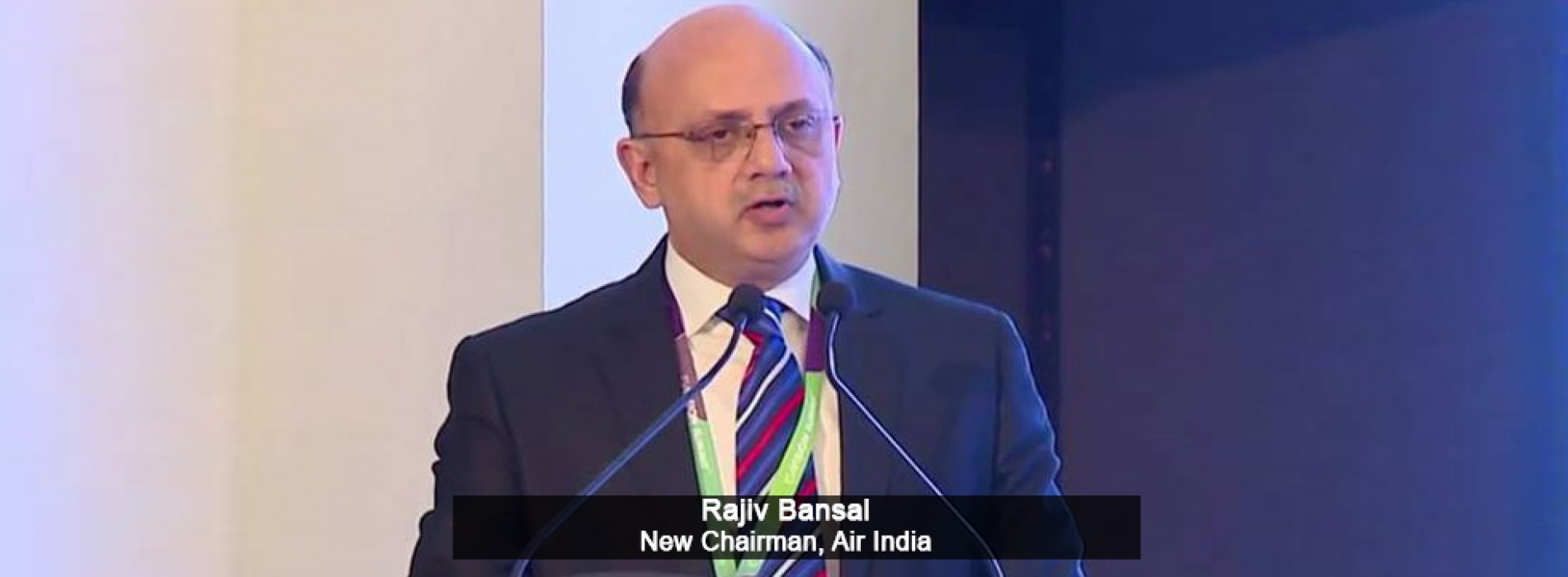 Rajiv Bansal is the new Air India CMD