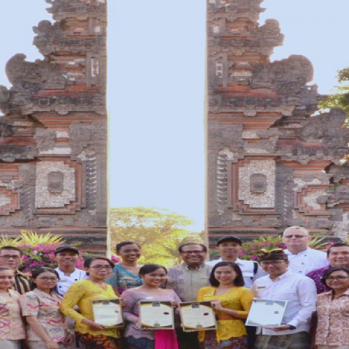 Awards Galore for Nusa Dua Beach Hotel & Spa at The 7th Asian Lifestyle Tourism Awards 2017