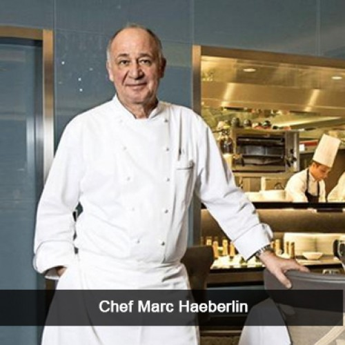 Celebrated chef Marc Haeberlin joins luxury Swiss resort Bürgenstock