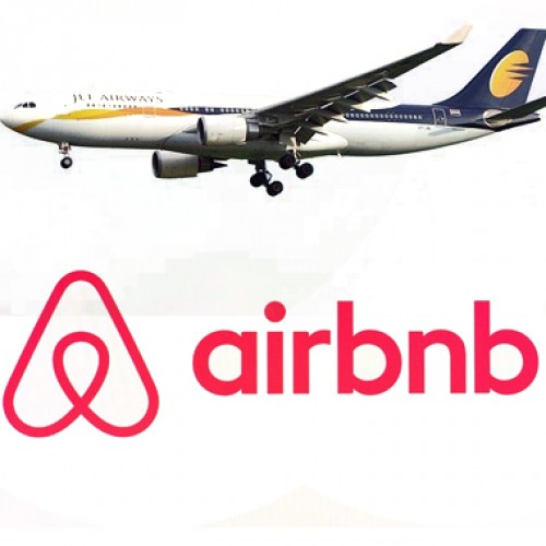 Airbnb announces its first airline partnership in India with Jet Airways