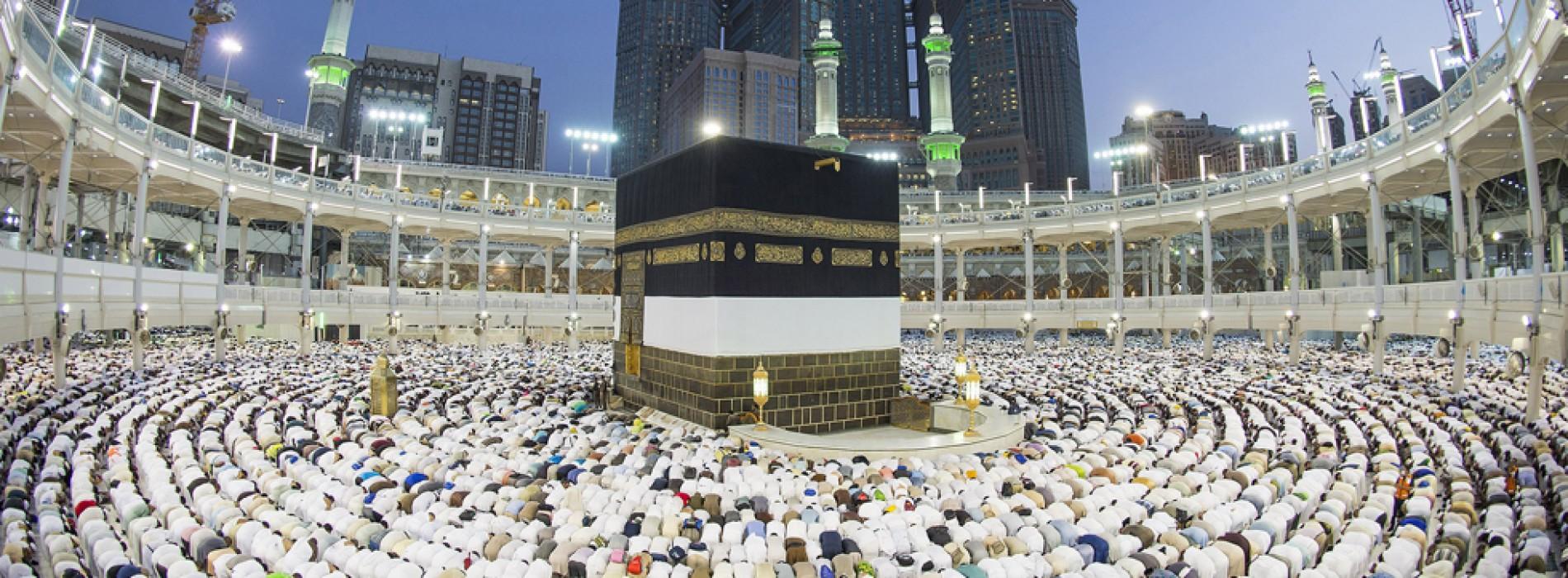 Saudi Arabia says 1.497 Million pilgrims arrive for Hajj