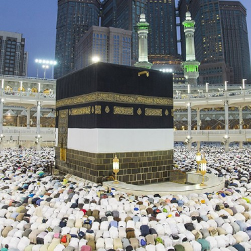 Saudi Arabia says 1.497 Million pilgrims arrive for Hajj