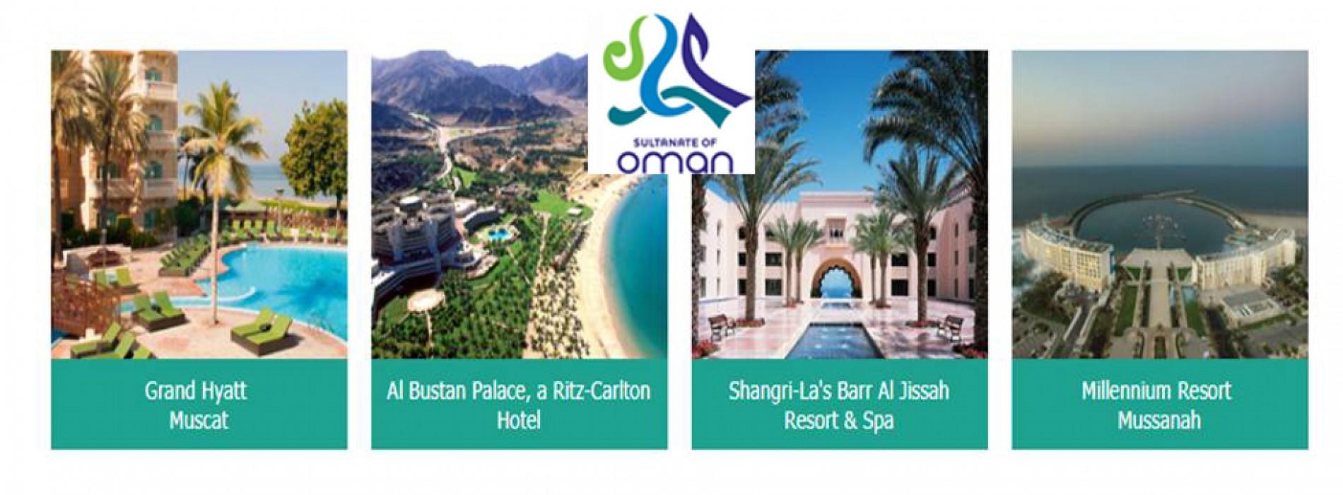 'Oman' for destination wedding and celebrations